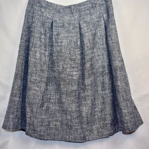 Talbots Pleated Skirt 6 (A40)